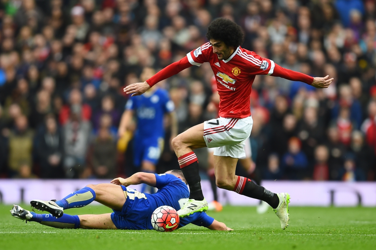 Marouane Fellaini could face retrospective action