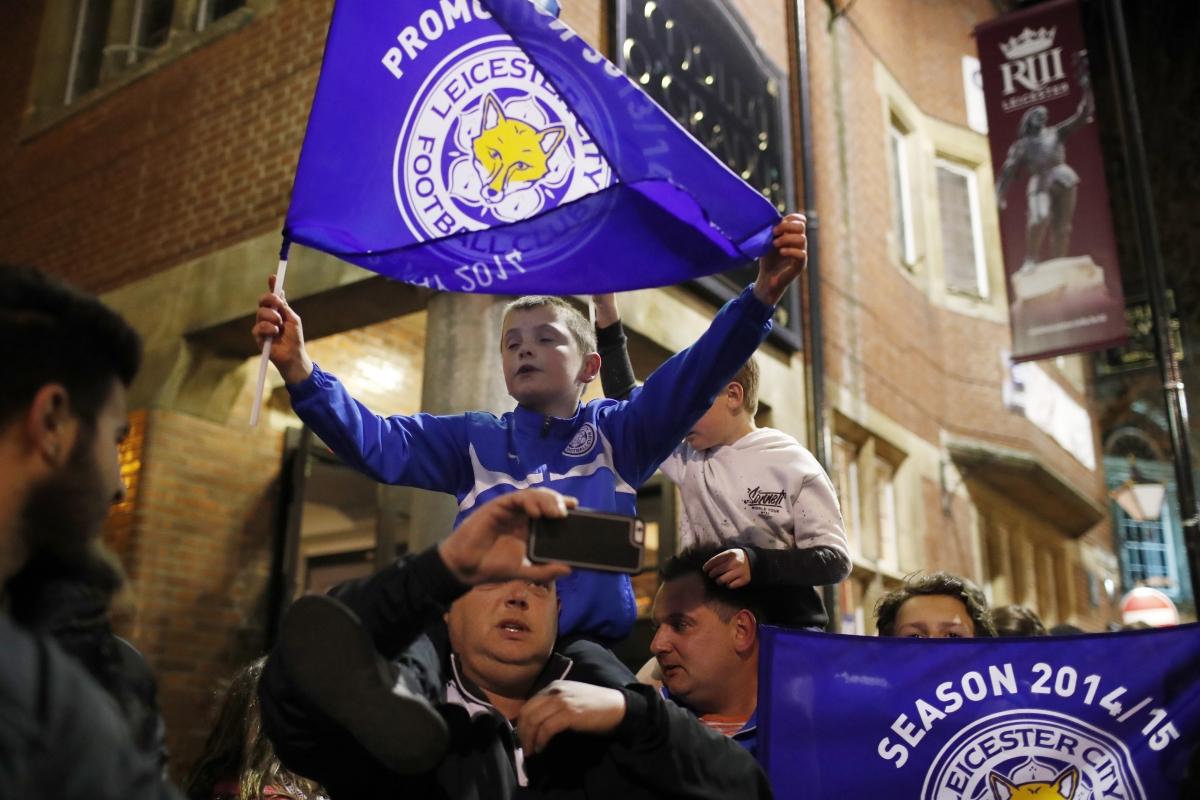 Leicester triumph