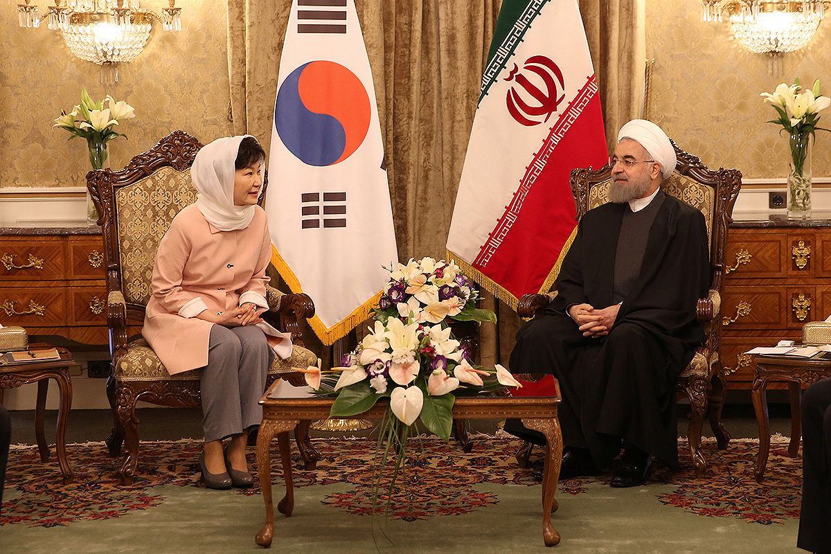 South Korea Iran trade deals