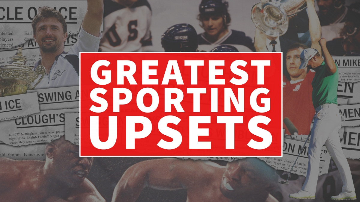 greatest sporting upsets