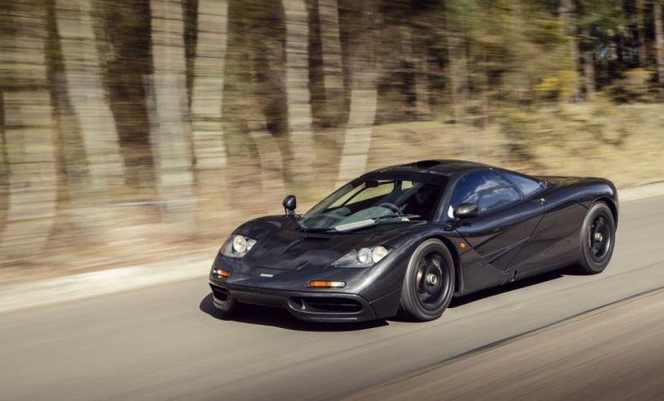 Why £10m McLaren F1 supercar can't run without a museum-worthy ...