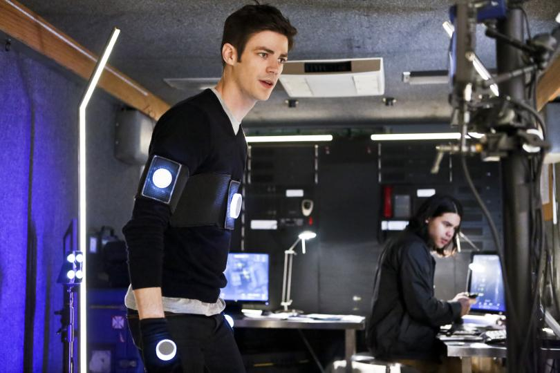 Flash season 2 episode 20