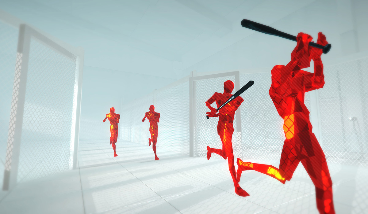 Superhot game Xbox One PC
