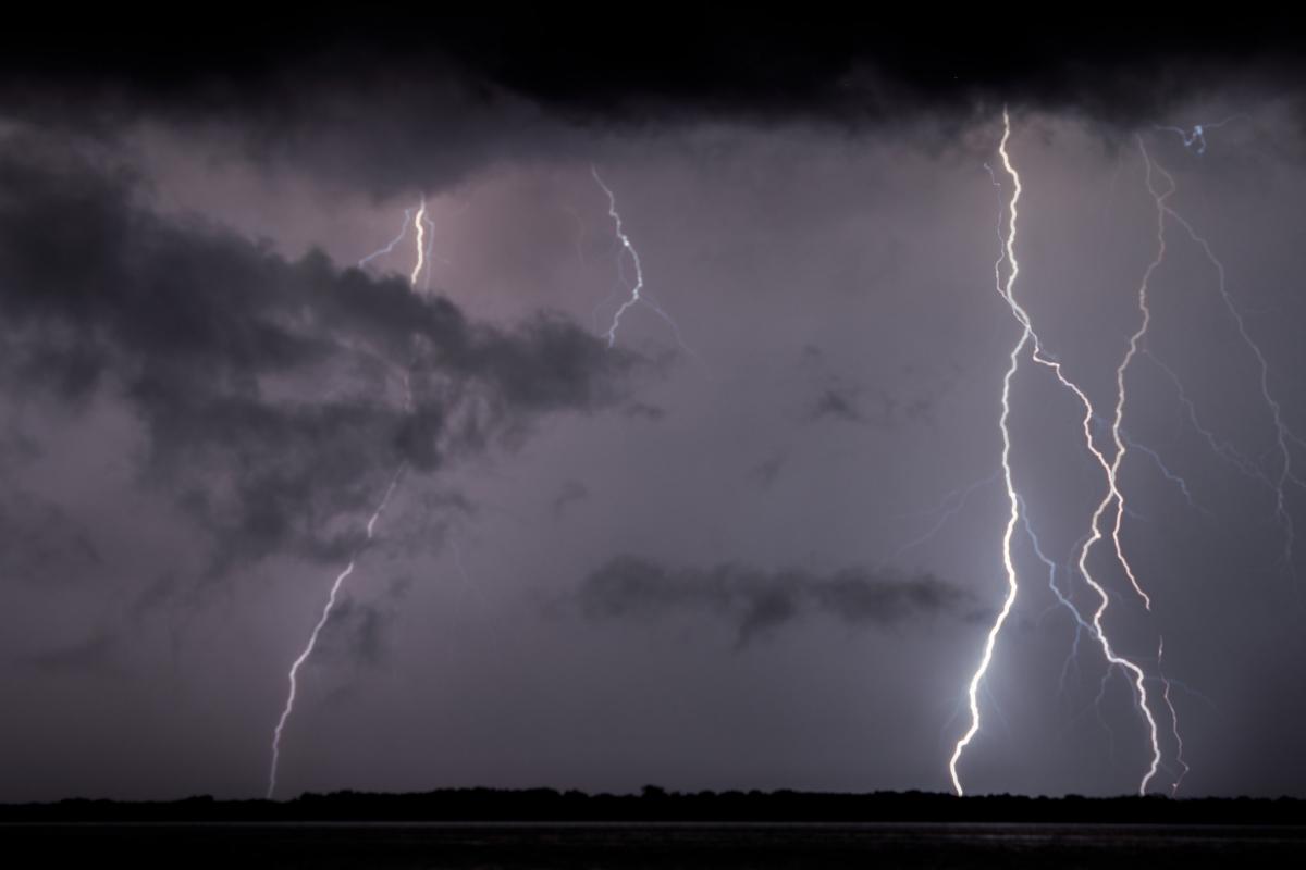 Venezuelan lightning