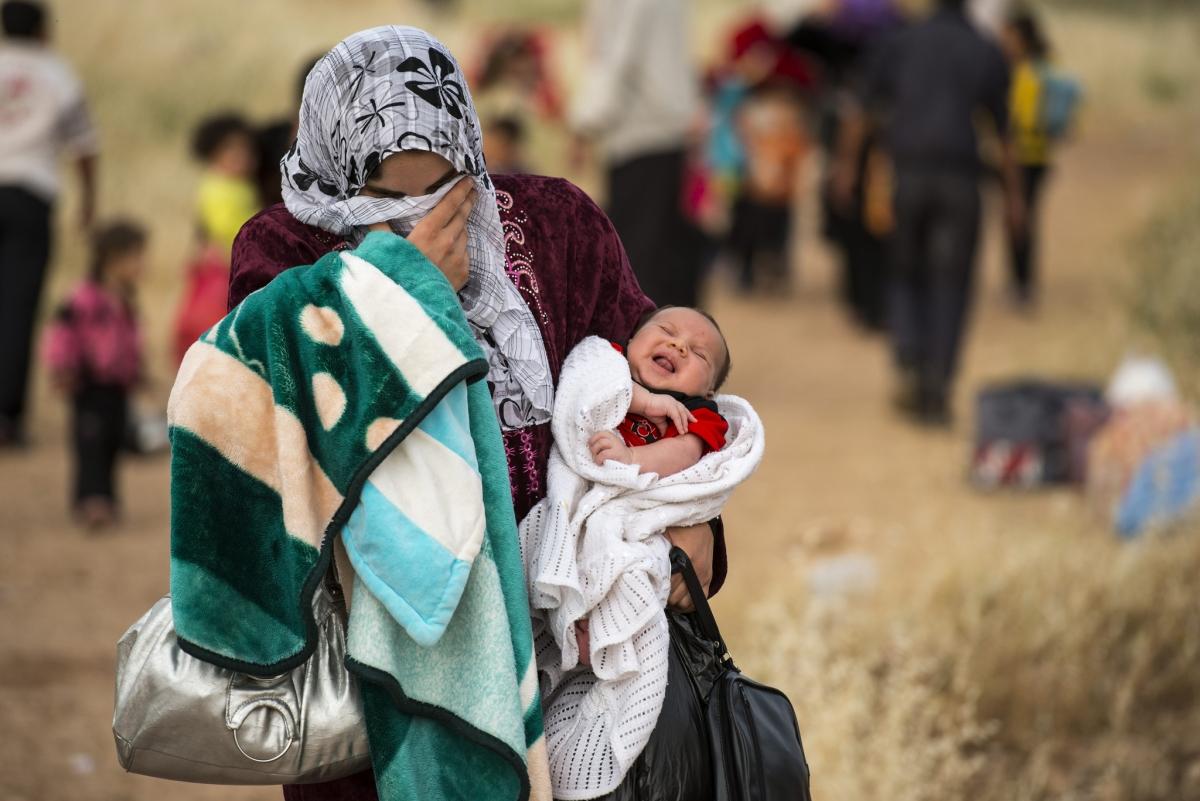 Middle East refugee