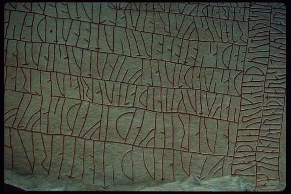 runestone Viking text