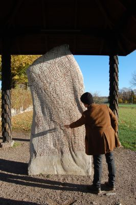 runestone Viking text