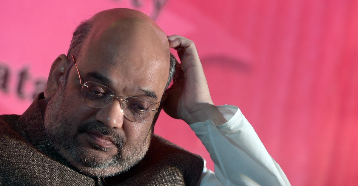 BJP's Amit Shah