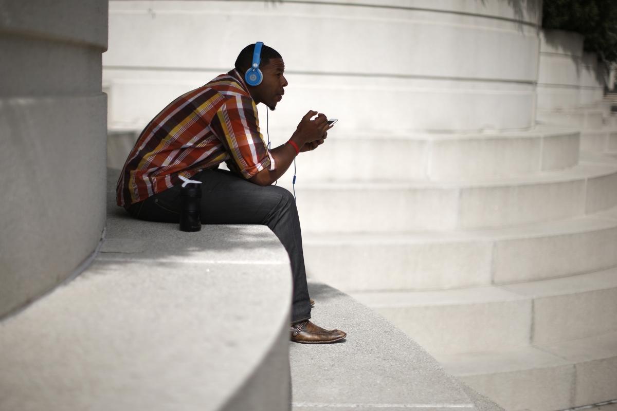 iPhone 7 Headphones Music