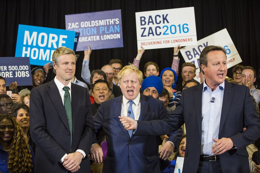 Goldsmith, Johnson and Cameron