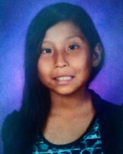 Ashlynne Mike abducted Navajo girl