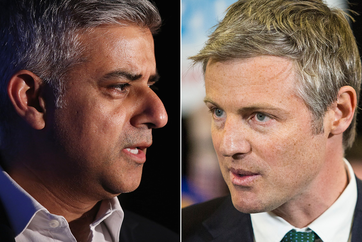 London Mayoral election 2016
