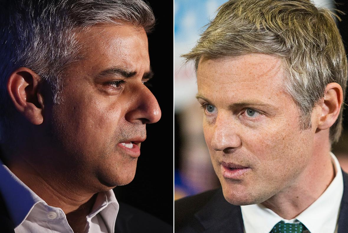 london mayor candidates - photo #18