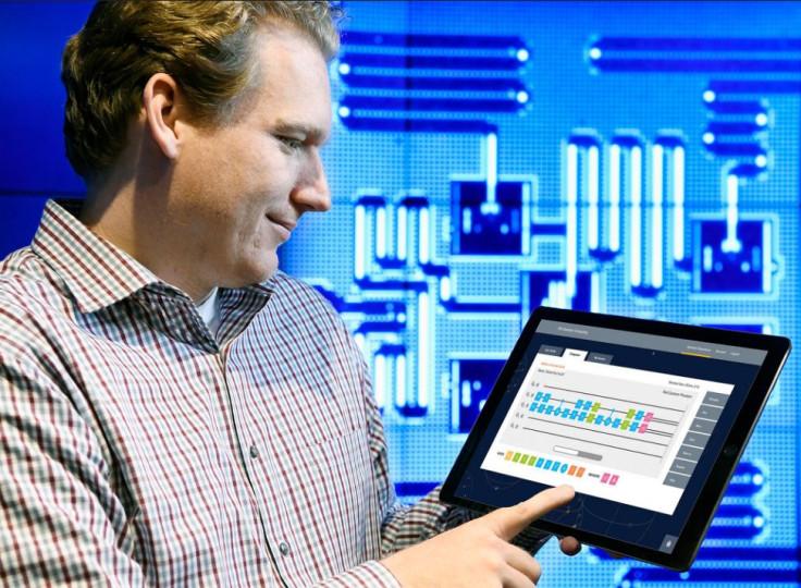 IBM cloud-based quantum computing