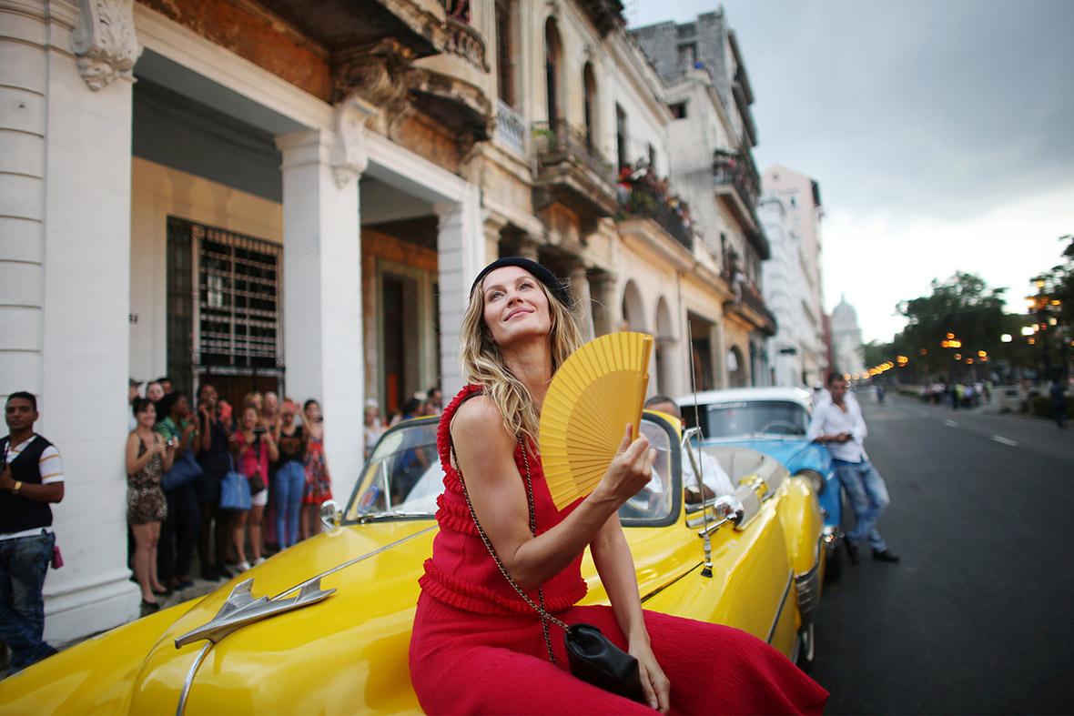 Chanel Havana Cuba