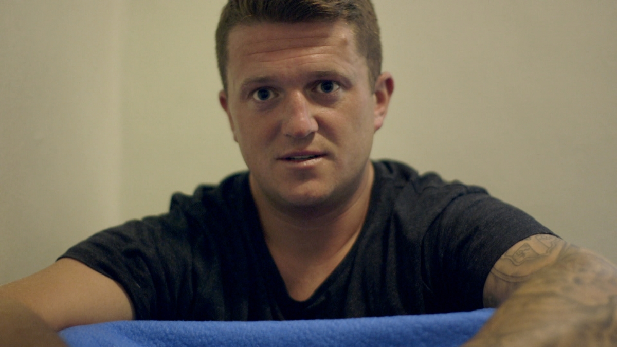 tommy robinson - photo #9
