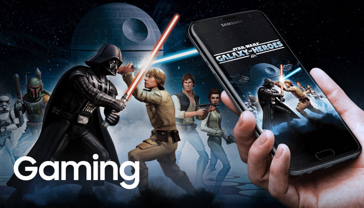 Galaxy S7 and S7 Edge gaming features