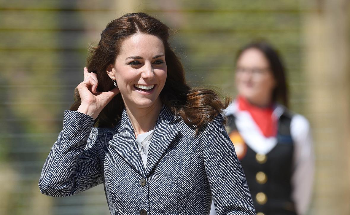 Kate Middleton Hampton Court