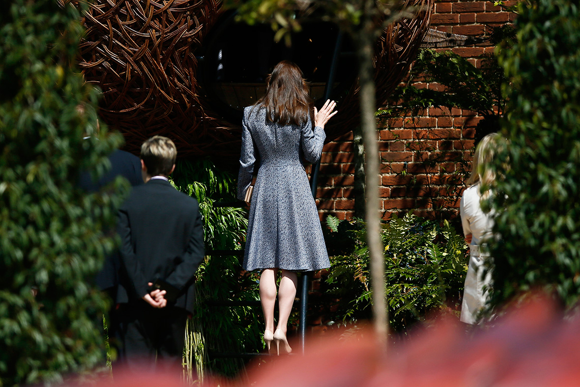 Kate Middleton Hampton Court