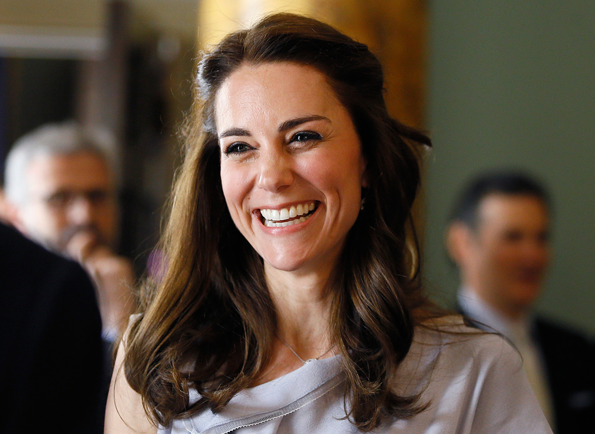 Kate Middleton Anna Freud Centre