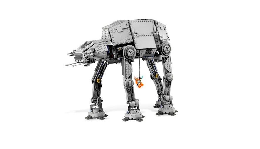 Lego Star Wars Motorized Walking AT-AT 10178