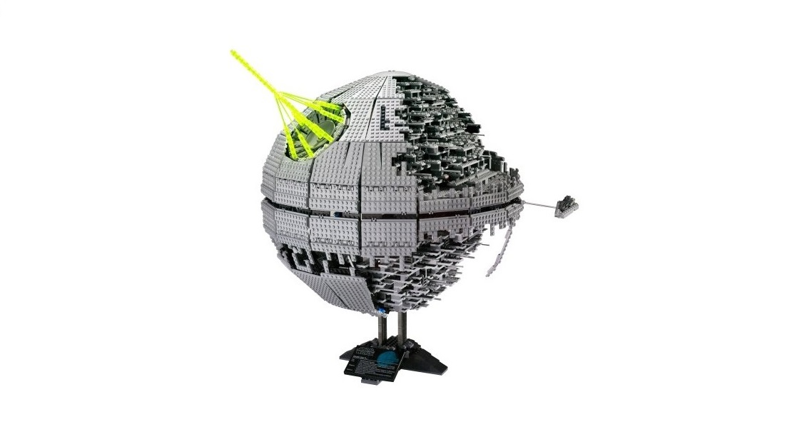 Lego Star Wars Death Star II 10188