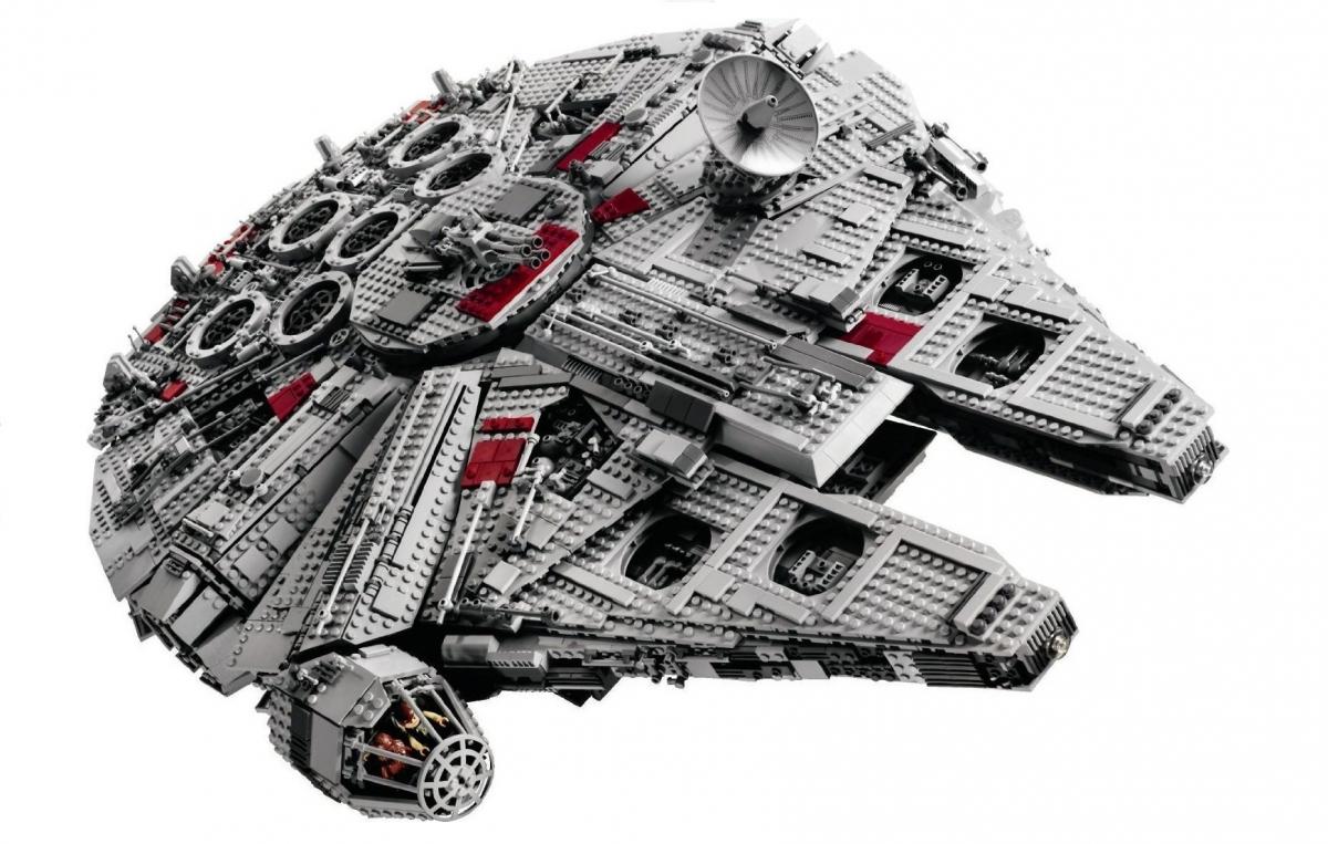 Lego Star Wars Millennium Falcon 10179