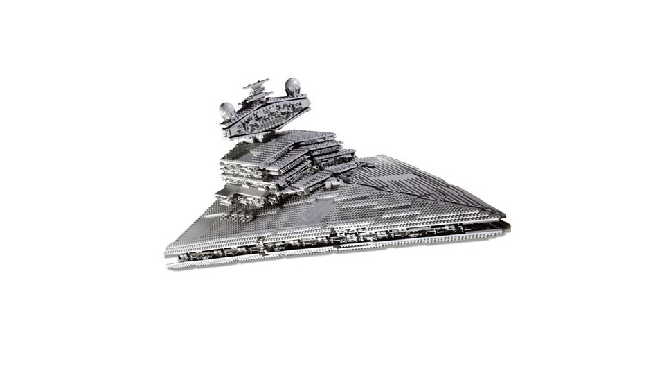 Lego Star Wars Imperial Star Destroyer 10030