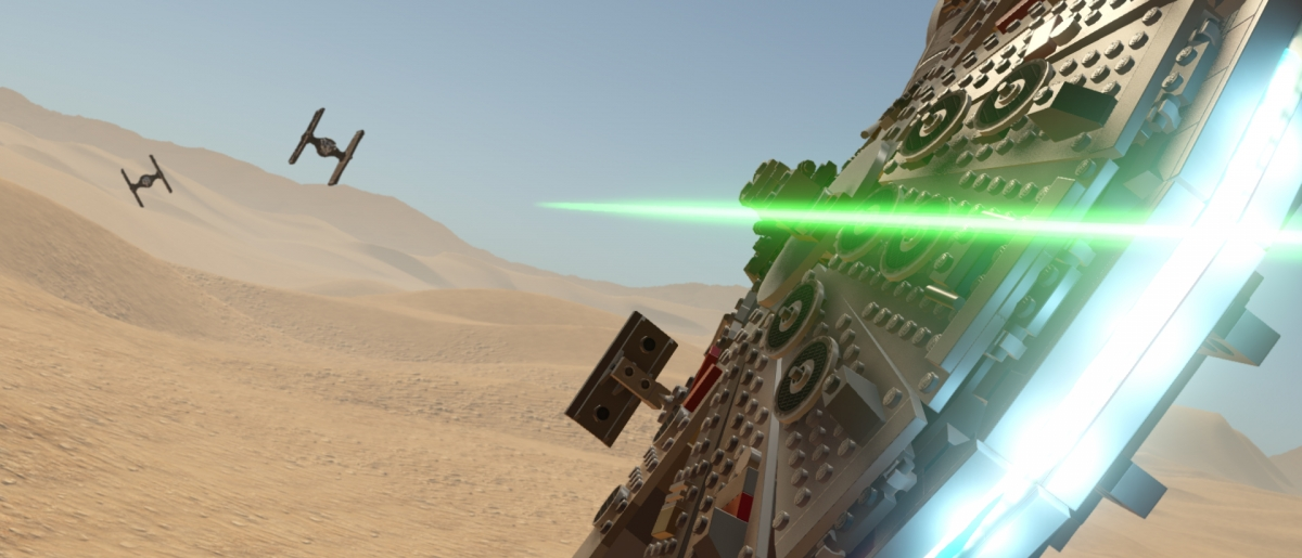 Lego Star Wars Force Awakens promo 2