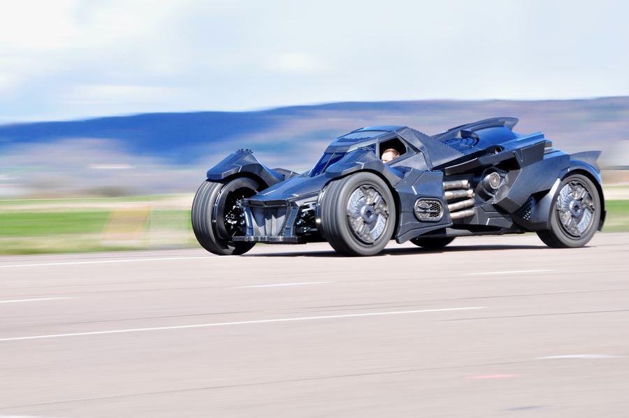 Gumball 3000 Rally Lamborghini Batmobile To Race In High