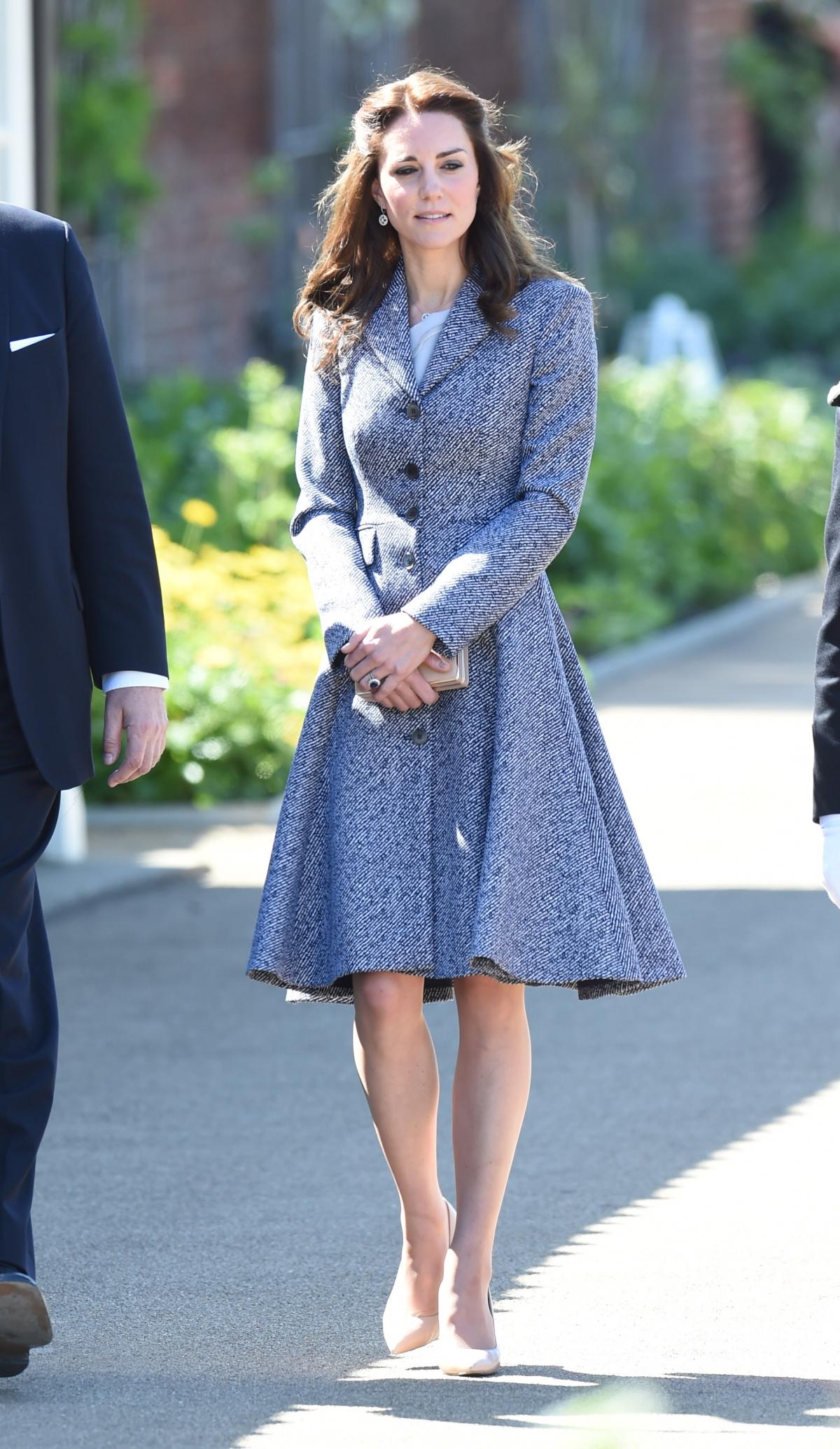 Kate Middleton London