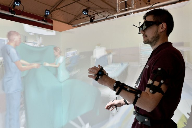 Virtual Reality 4