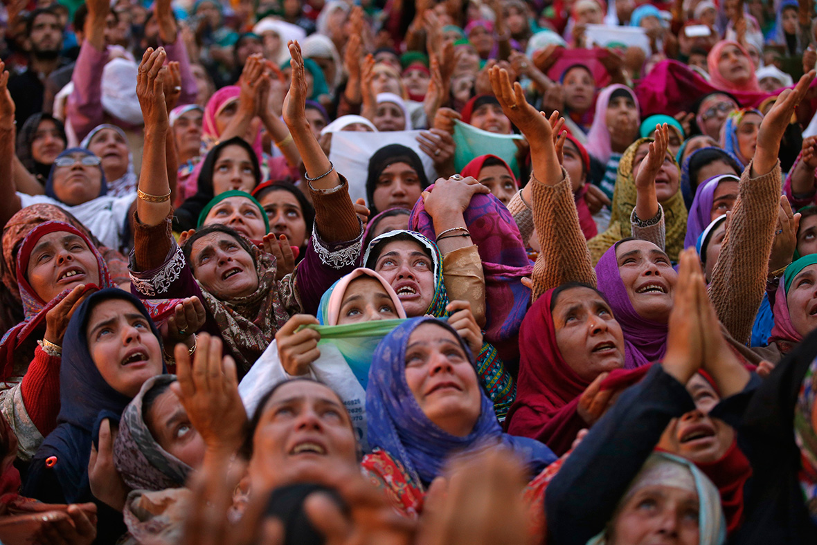 Meeraj-un-Nabi celebrations