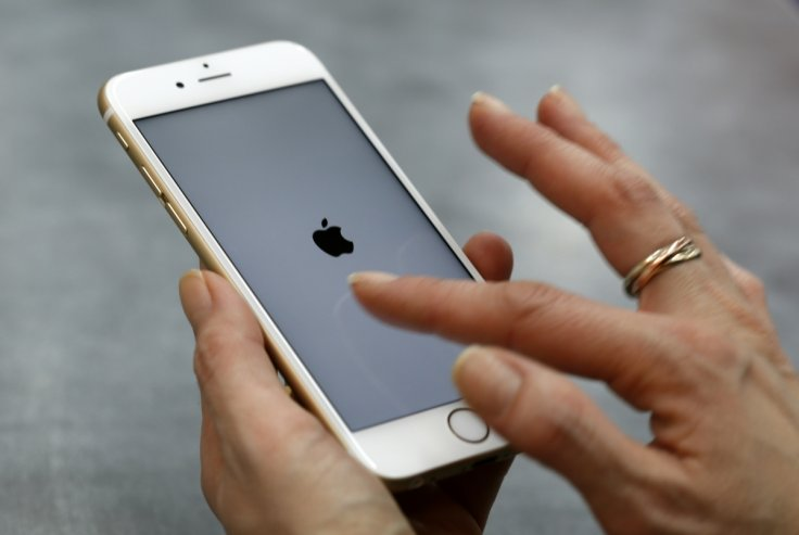 UK iPhone users hit by new iCloud phishing scam