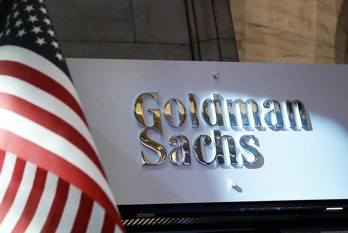 Goldman Sachs Aktienkurs