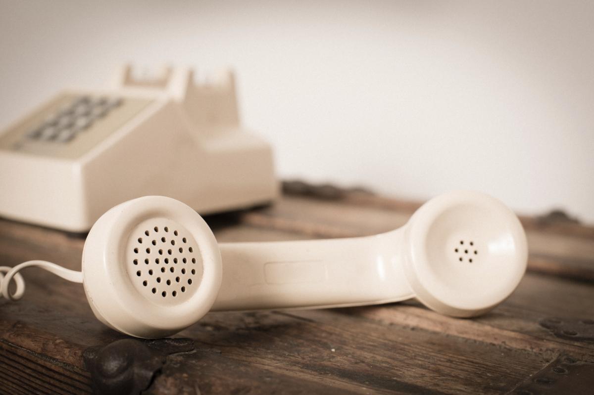 Old Phone GoGoGrandparent