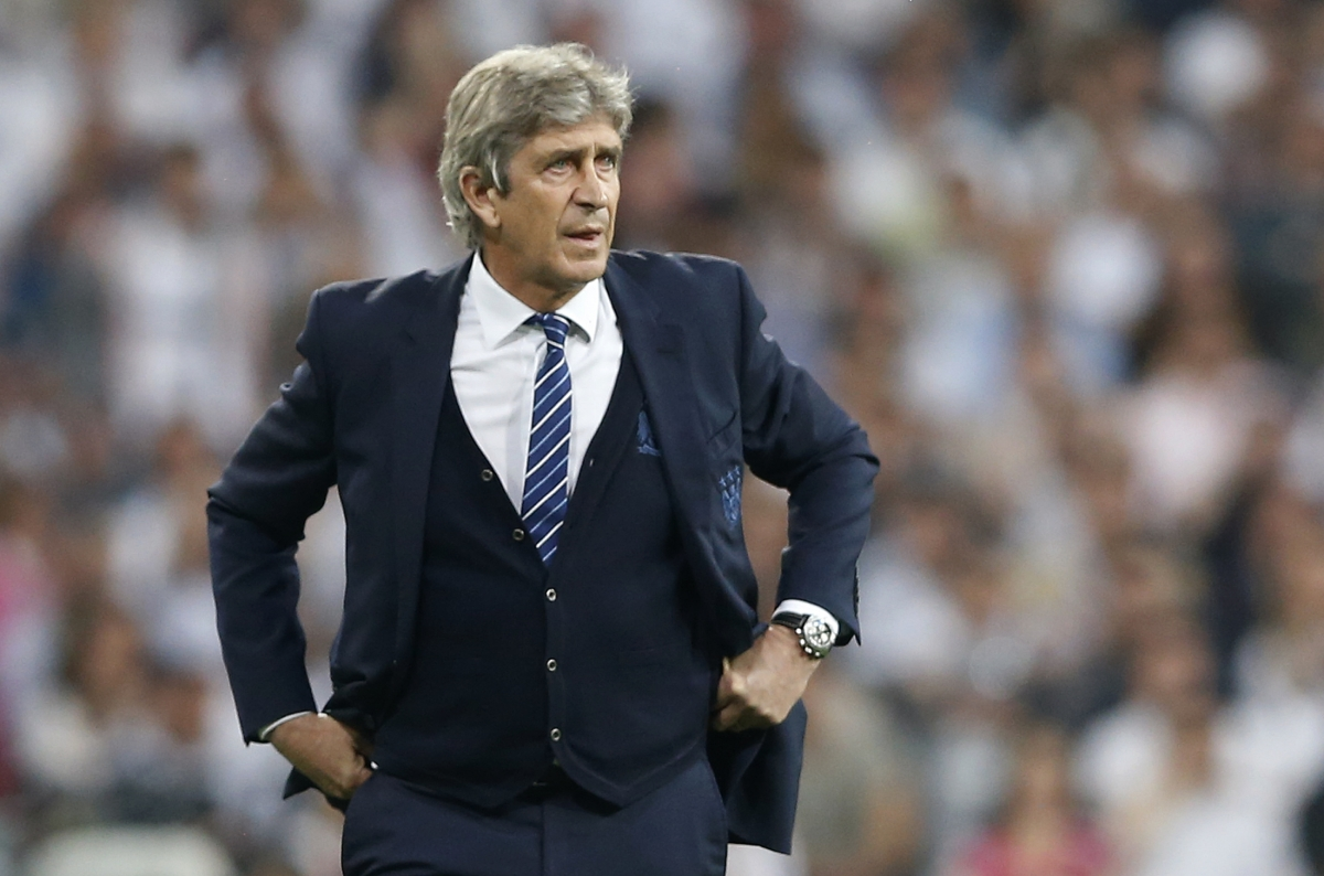 Manuel Pellegrini at Real Madrid