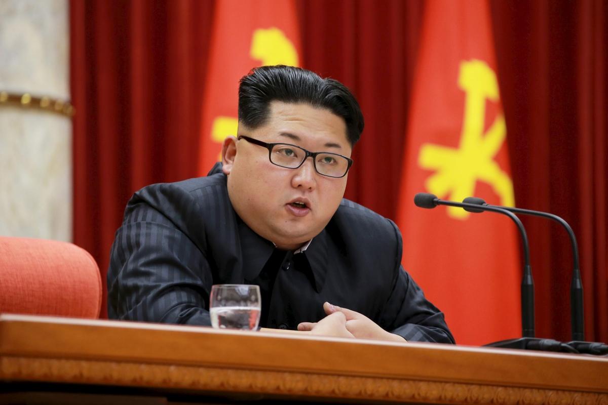 North Korea Congress Kim Jong-un
