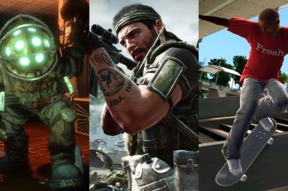 BioShock Black Ops Skate Xbox One