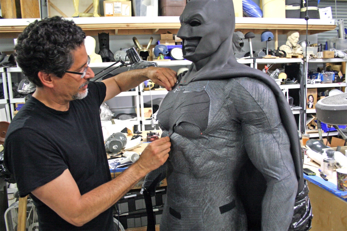 Jose Fernandez, movie costume and prop designer