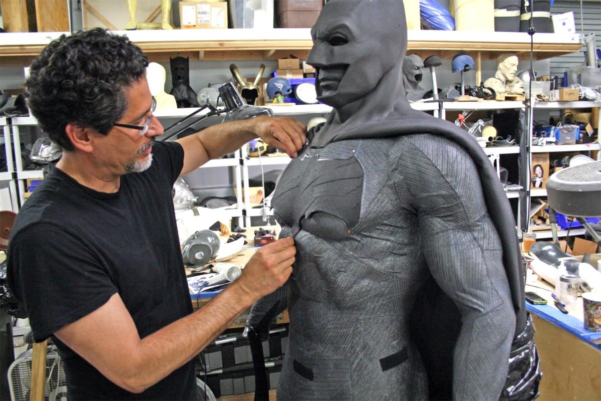 Jose Fernandez, movie costume and prop designer