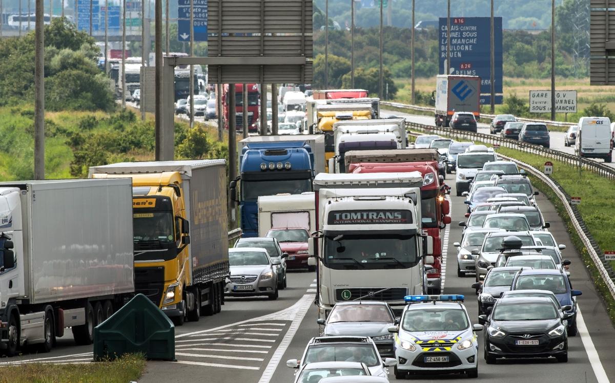 A16 France highway