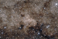 Milky Way galactic core