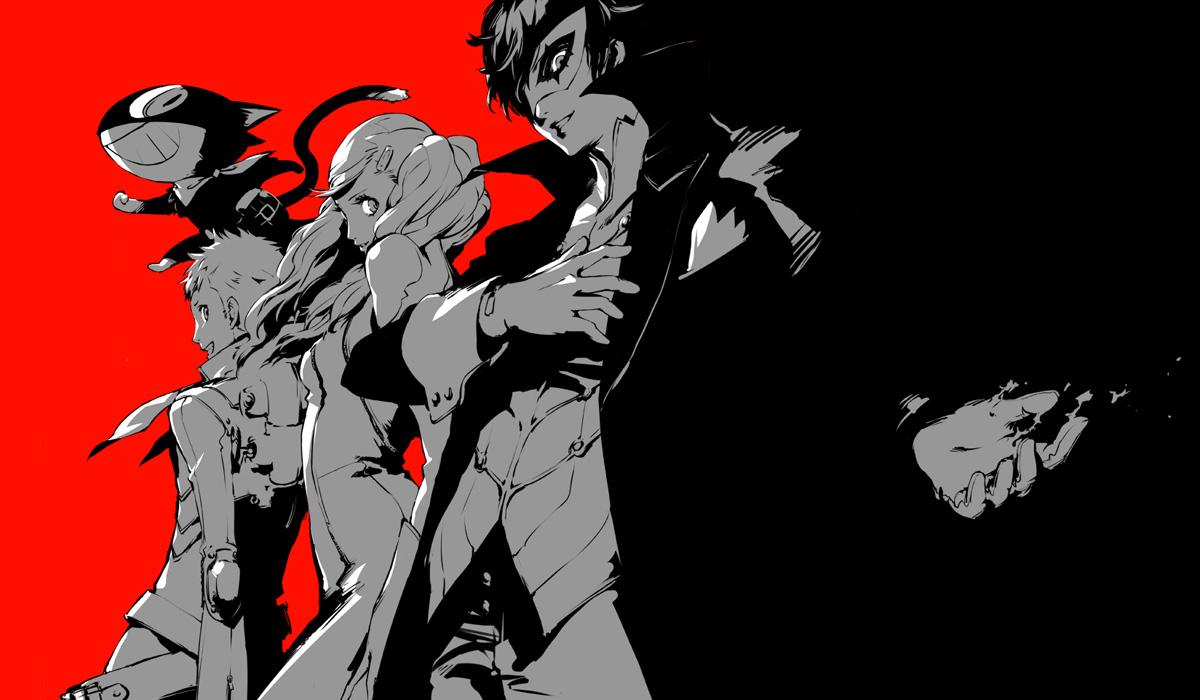 Persona 5 main