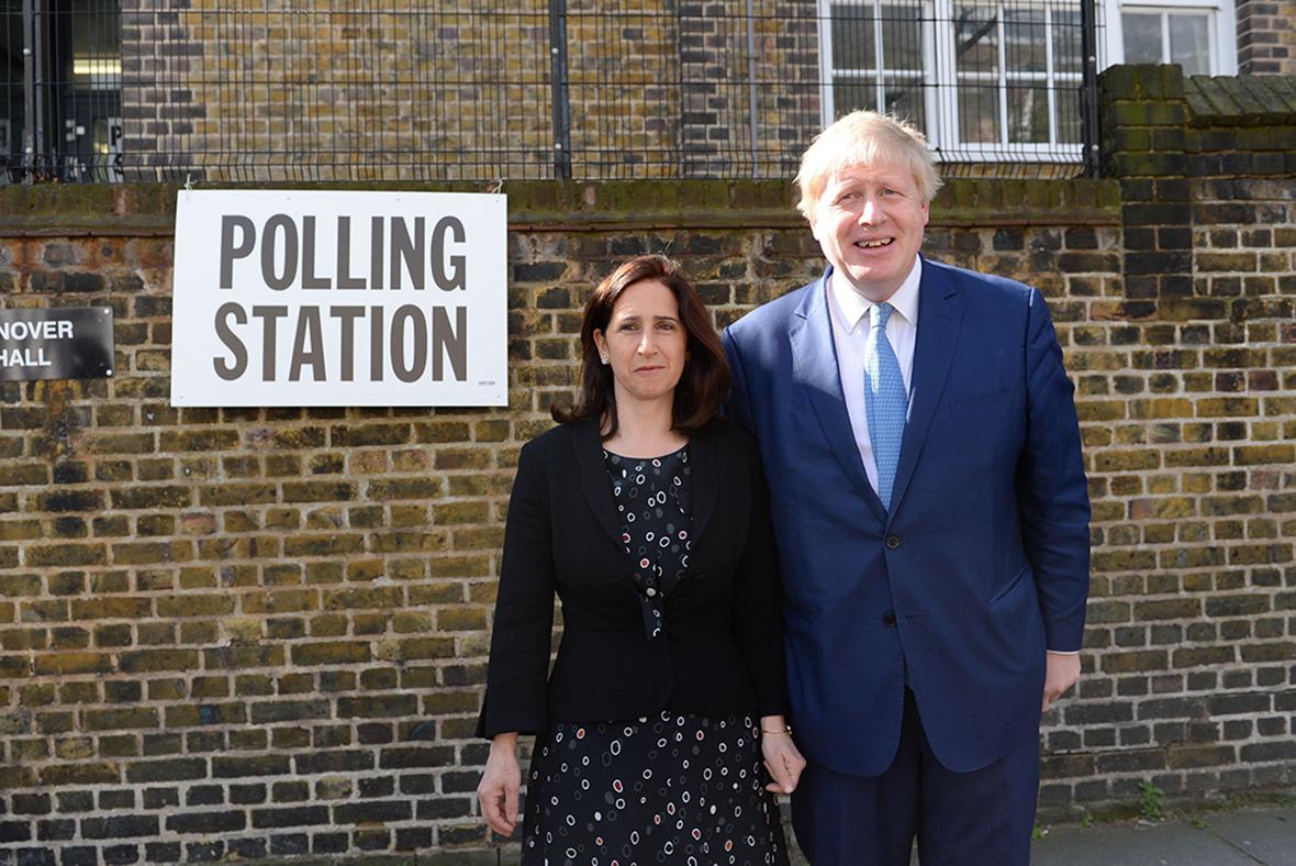 London Mayoral election 2016