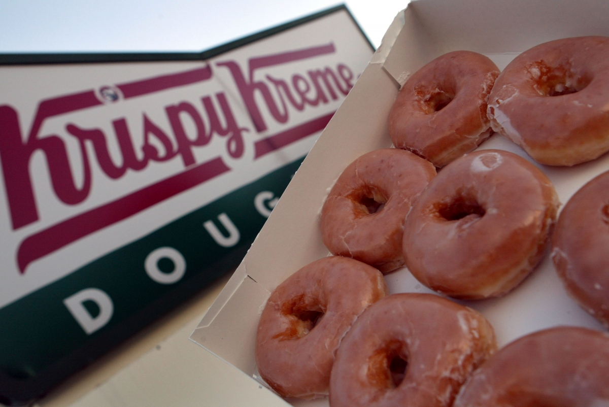 krispy kreme new filling