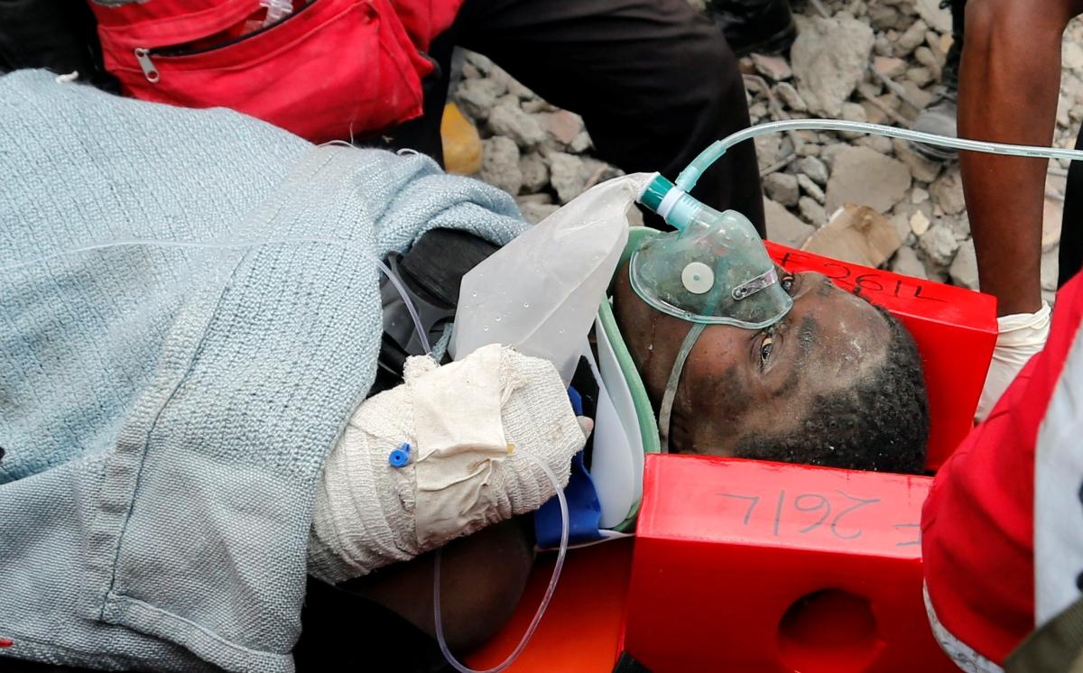 Kenyan collapse