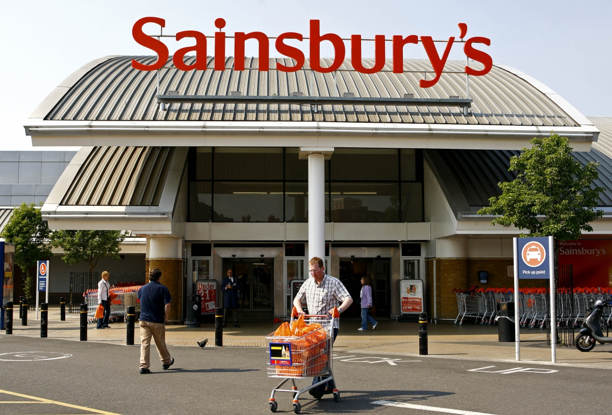 Sainsbury's partners with ReFood to use food waste to power some of its UK stores