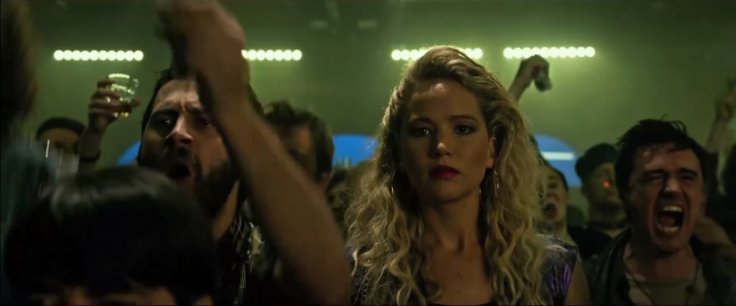 Jennifer Lawrence in X-Men: Apocalypse