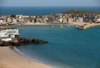 St Ives Cornwall referendum property house prices